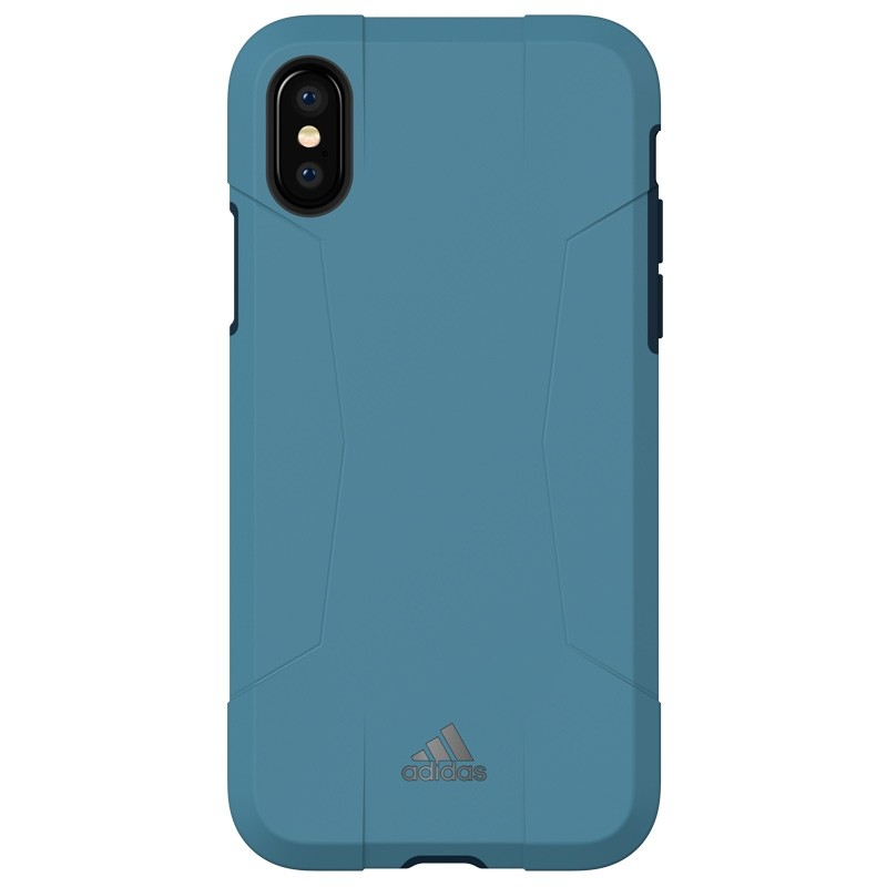 Adidas SP Solo Case iPhone X/Xs Core Blue 02