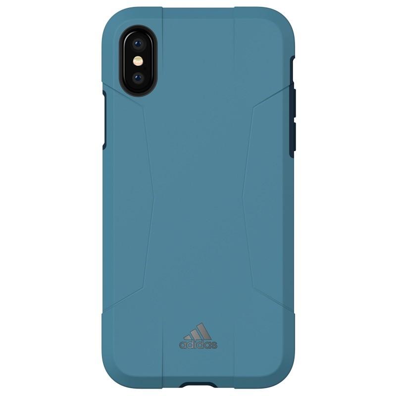 Adidas SP Solo Case iPhone X/Xs Core Blue 02