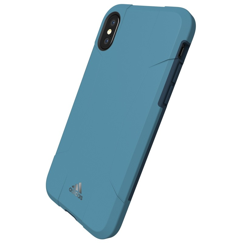 Adidas SP Solo Case iPhone X/Xs Core Blue 04