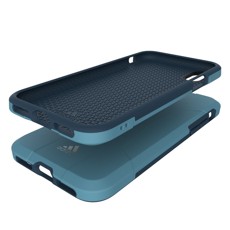Adidas SP Solo Case iPhone X/Xs Core Blue 06