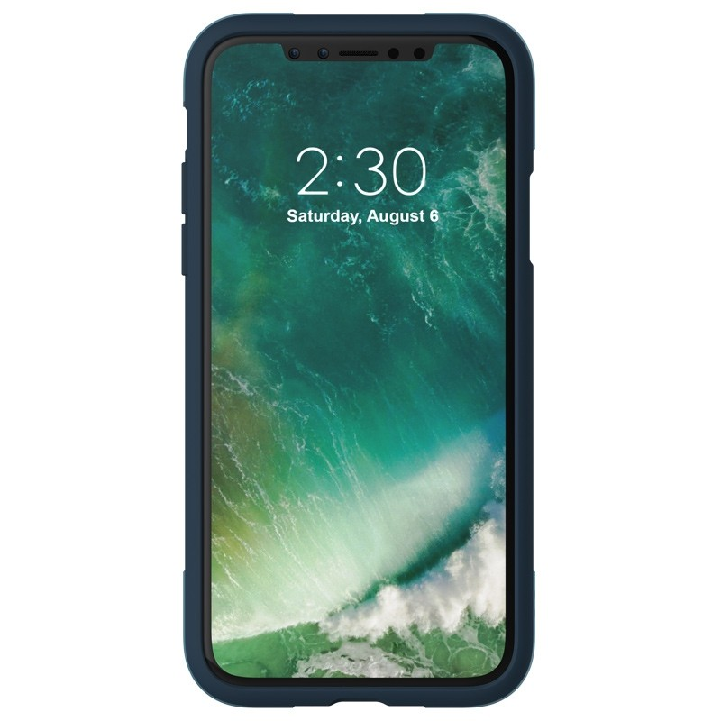 Adidas SP Solo Case iPhone X/Xs Core Blue 07