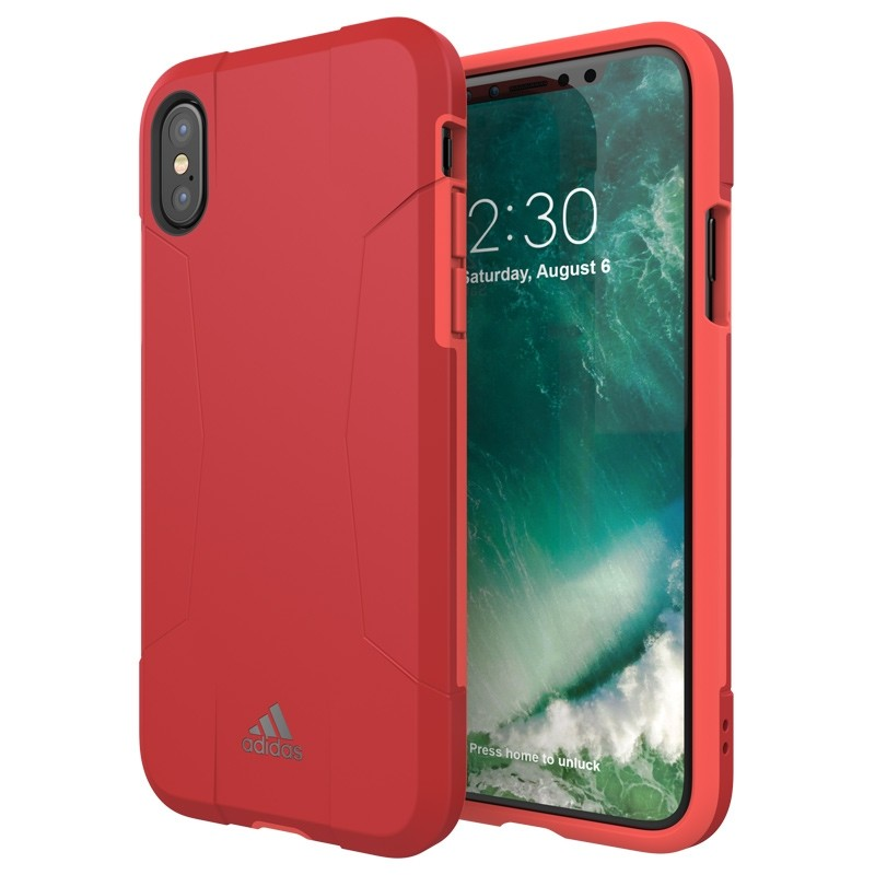 Adidas SP Solo Case iPhone X/Xs Energy Pink 03