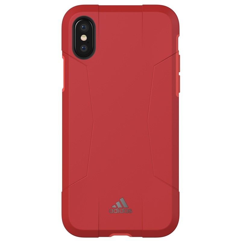 Adidas SP Solo Case iPhone X/Xs Energy Pink 02