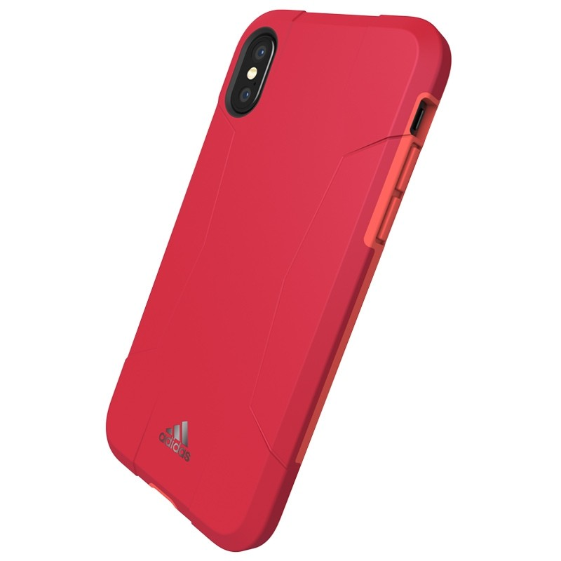 Adidas SP Solo Case iPhone X/Xs Energy Pink 05