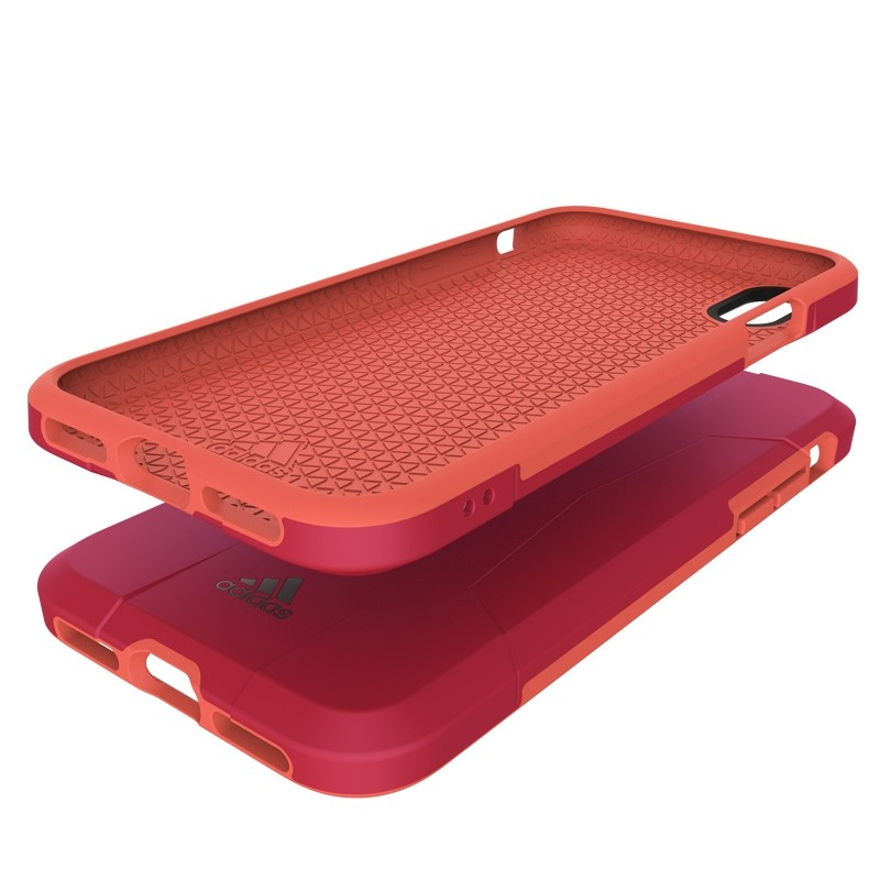 Adidas SP Solo Case iPhone X/Xs Energy Pink 07