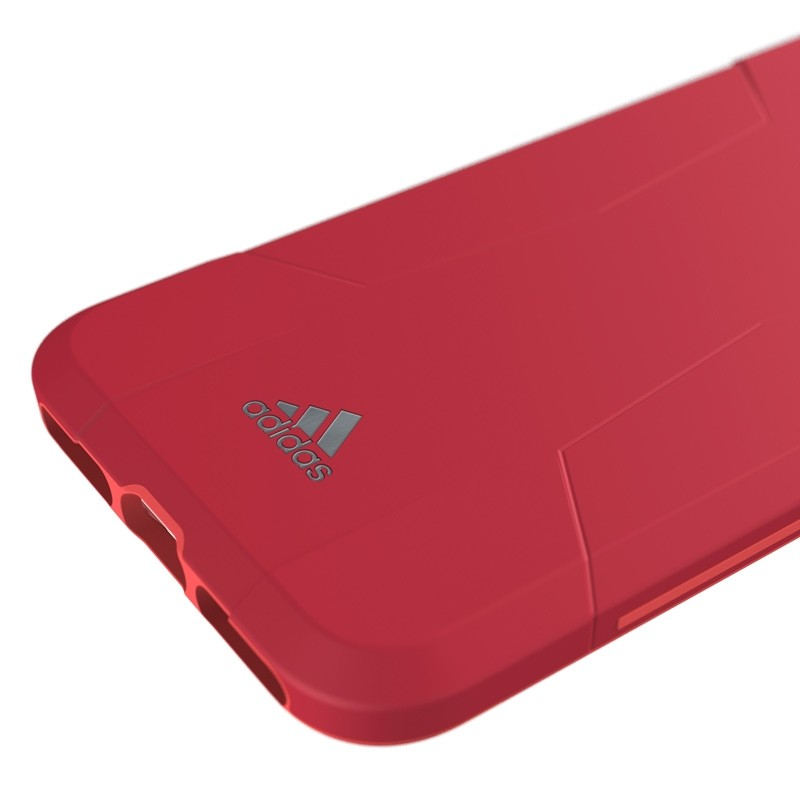 Adidas SP Solo Case iPhone X/Xs Energy Pink 06