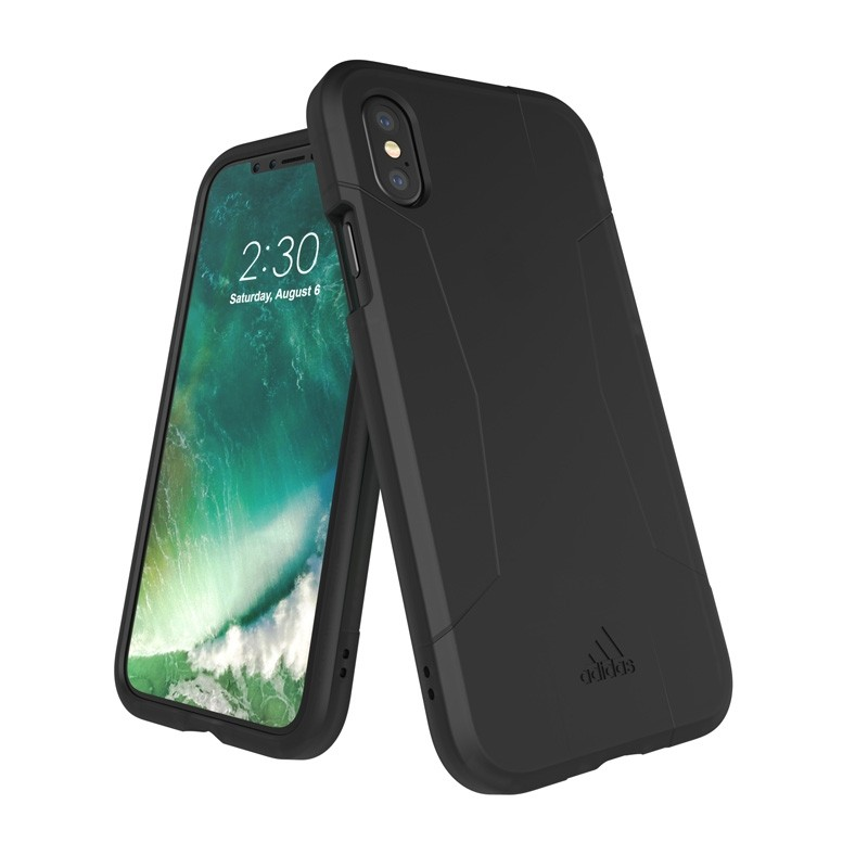 Adidas SP - Agravic iPhone 8 Hoesje Zwart - 1