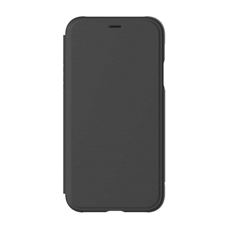 Adidas SP - Grip Case Folio iPhone X/Xs Zwart - 6
