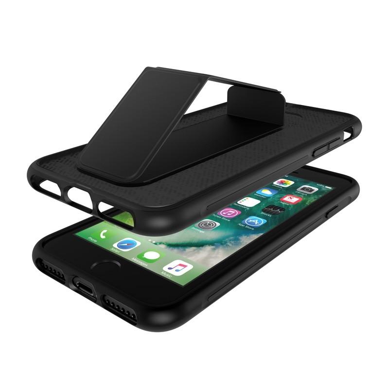 Adidas SP Grip Case iPhone 8/7/6S/6 Zwart - 5