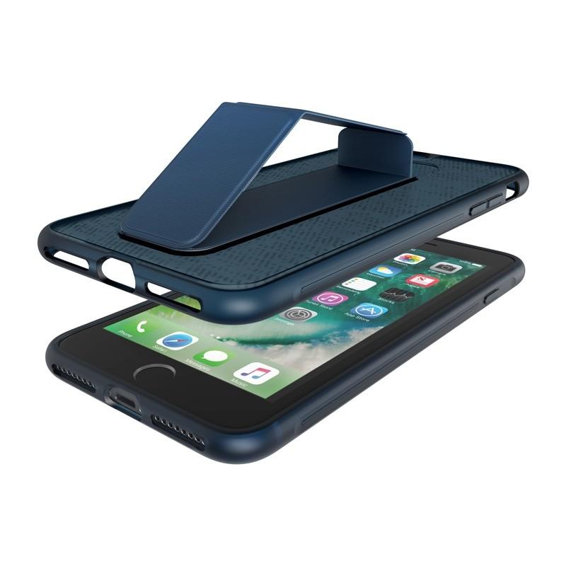 Adidas SP Grip Case iPhone 8 Plus/7 Plus Blauw - 7