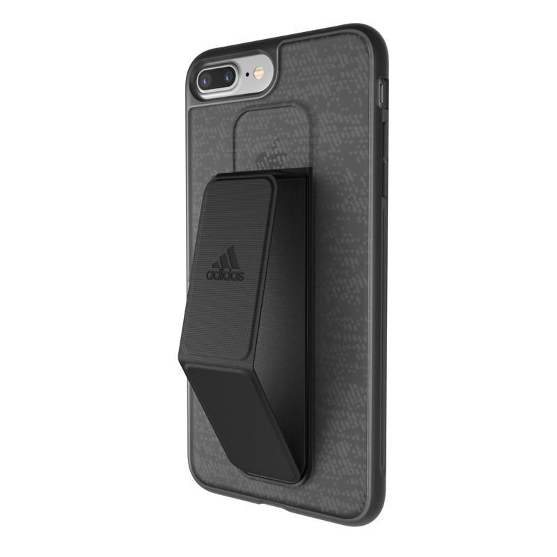 Adidas SP Grip Case iPhone 8 Plus/7 Plus Zwart - 1