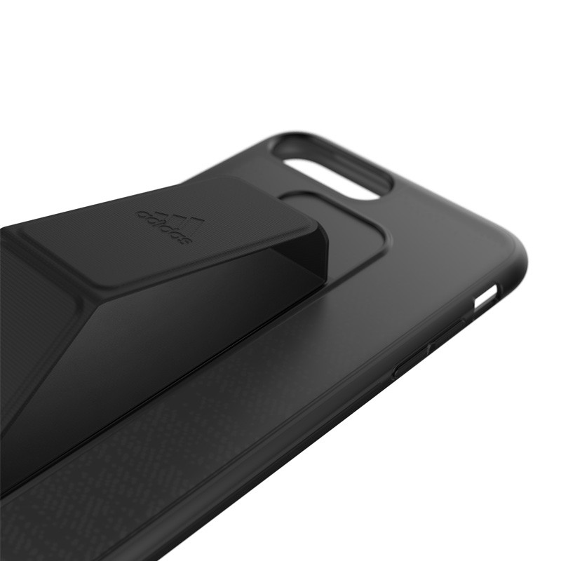 Adidas SP Grip Case iPhone 8 Plus/7 Plus Zwart - 2