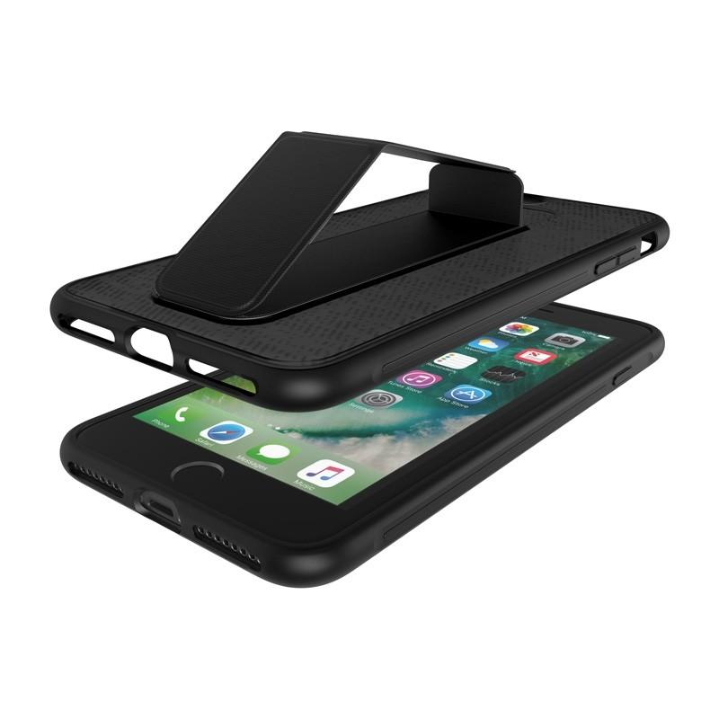Adidas SP Grip Case iPhone 8 Plus/7 Plus Zwart - 3
