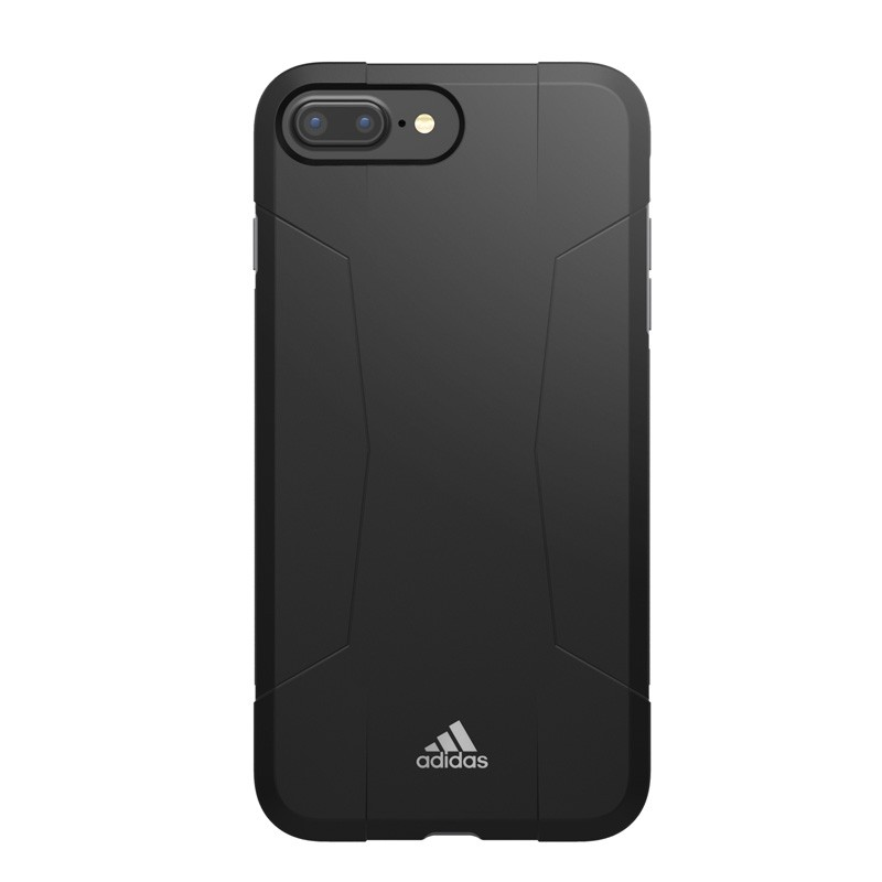 Adidas SP Solo Case iPhone 8 Plus/7 Plus Zwart/Grijs - 3