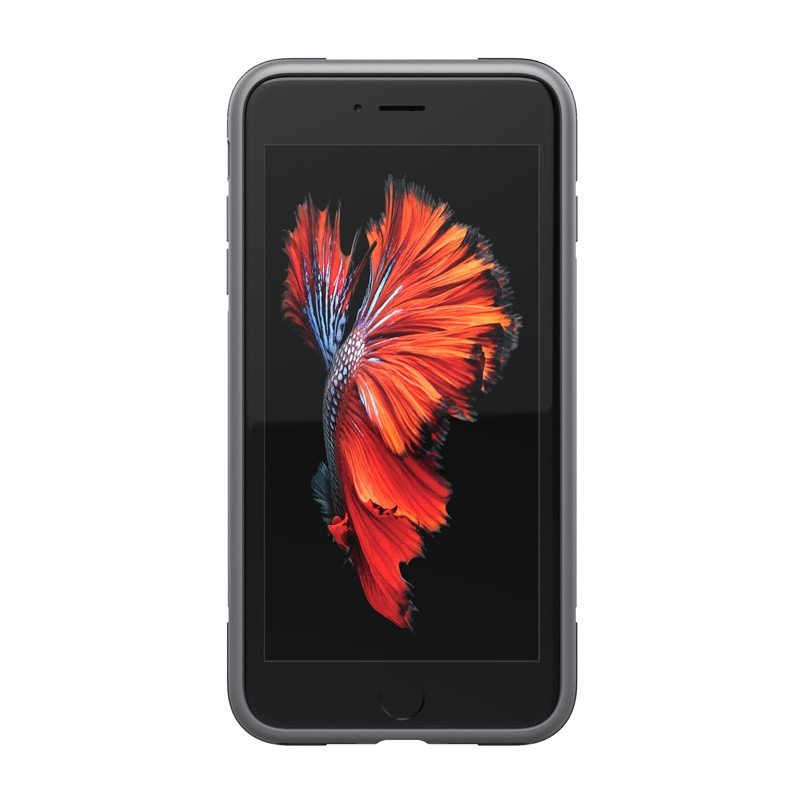 Adidas SP Solo Case iPhone 8 Plus/7 Plus Zwart/Grijs - 4