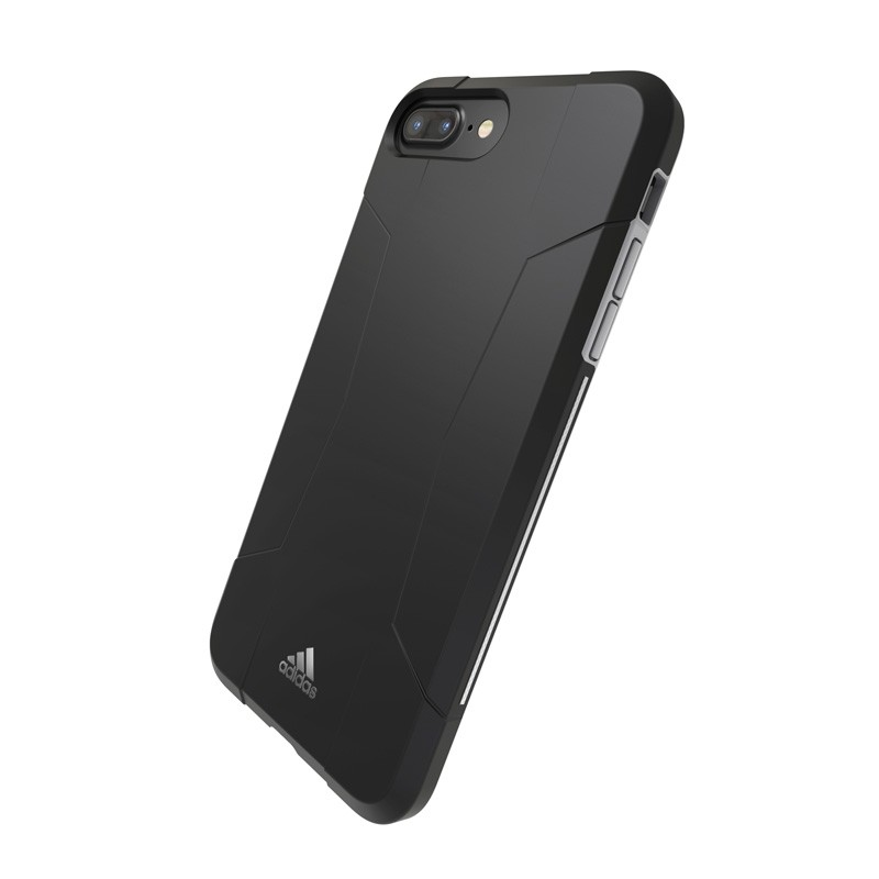 Adidas SP Solo Case iPhone 8 Plus/7 Plus Zwart/Grijs - 5