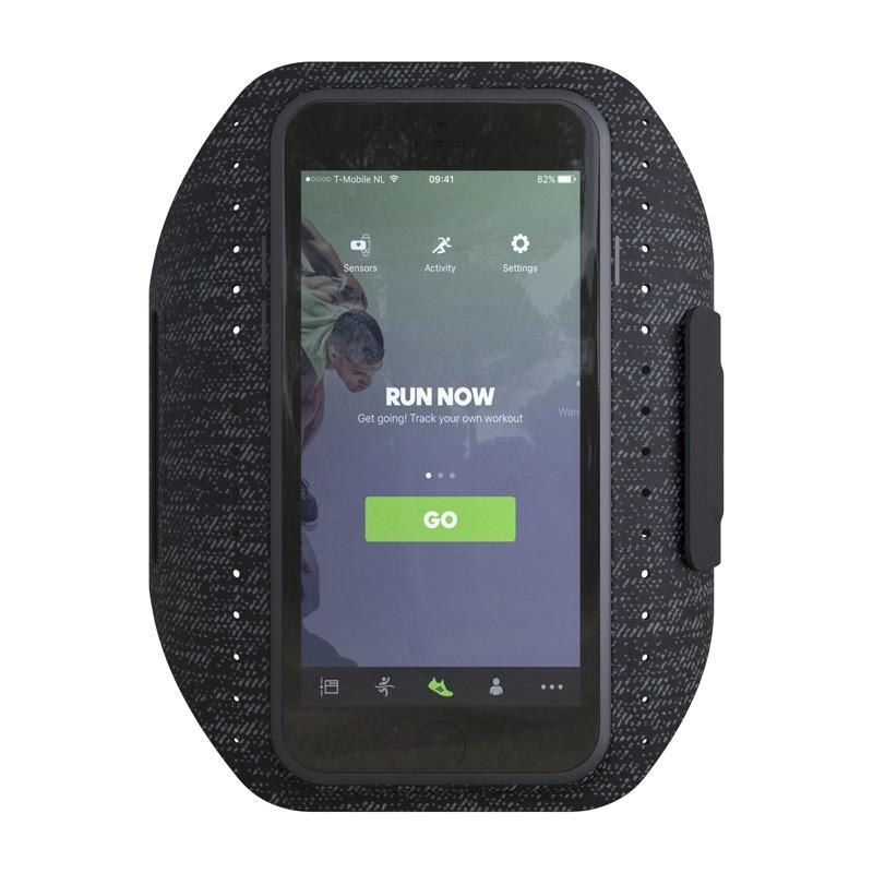 Adidas SP Sport Armband iPhone 8/7/6S/6 Zwart - 2