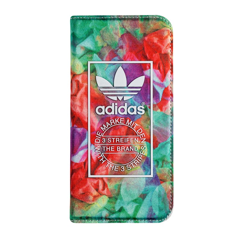 Adidas Booklet Female Floral iPhone 6 - 1
