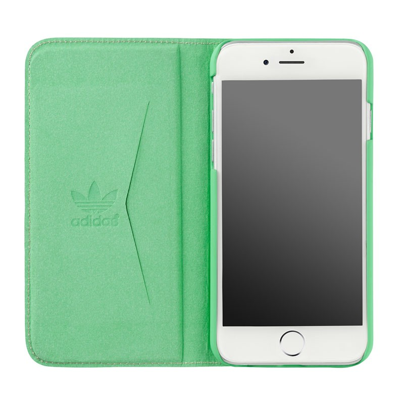 Adidas Booklet Female Floral iPhone 6 - 4