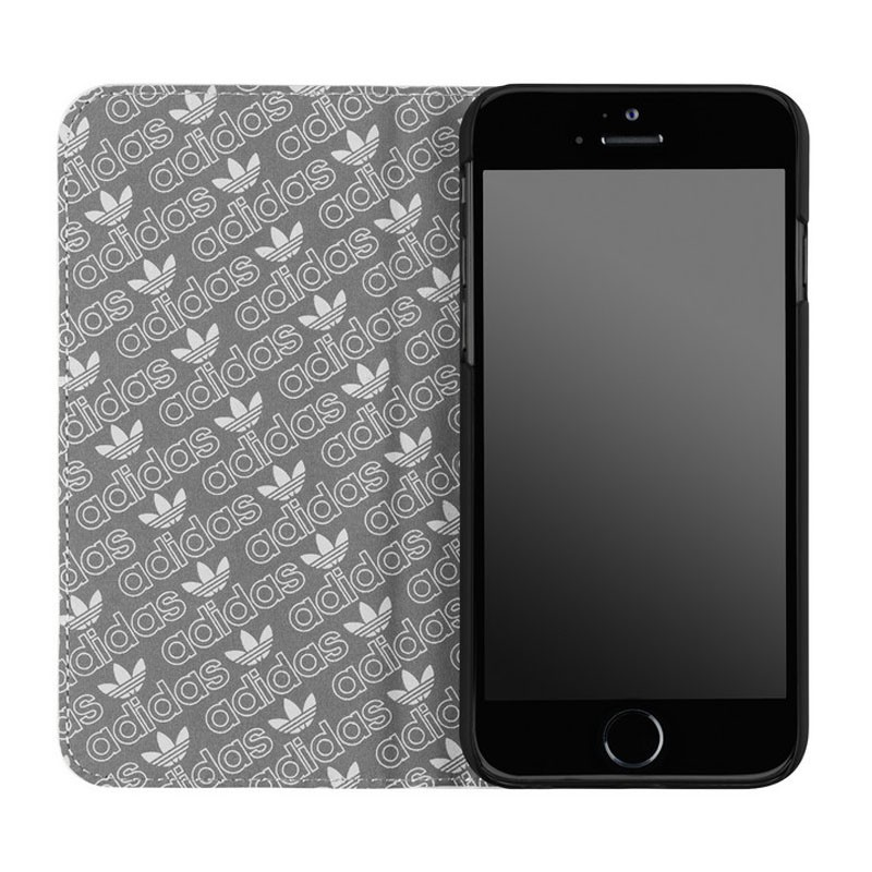 Adidas Booklet Case iPhone 6 White/Black - 3