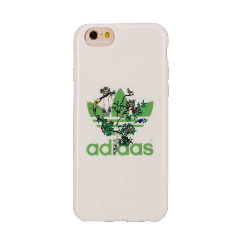 Adidas Backcover Female Summer 2015 White/Green - 1
