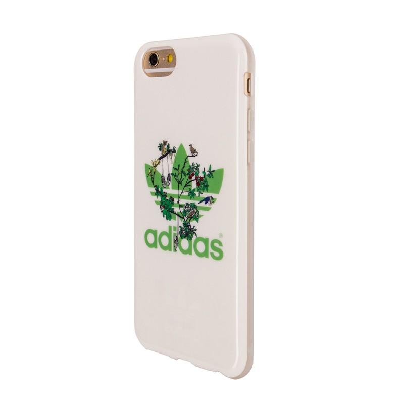 Adidas Backcover Female Summer 2015 White/Green - 3
