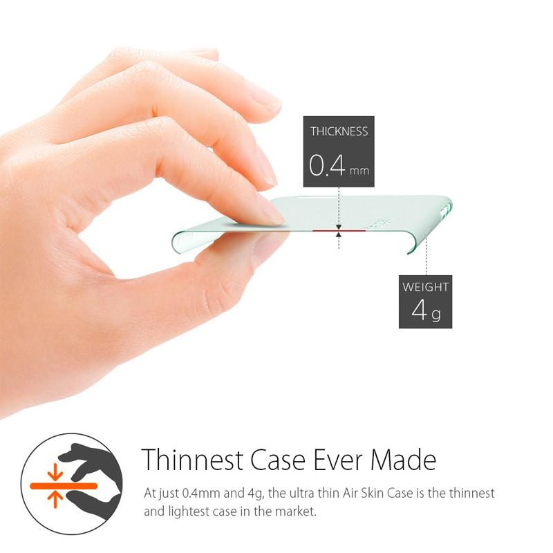 Spigen Air Skin iPhone 6 Clear - 2