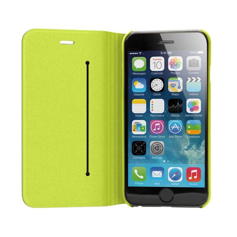 LAUT Apex Folio iPhone 6 Plus Green - 1