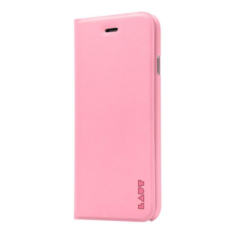 LAUT Apex Folio iPhone 6 Plus Pink - 2