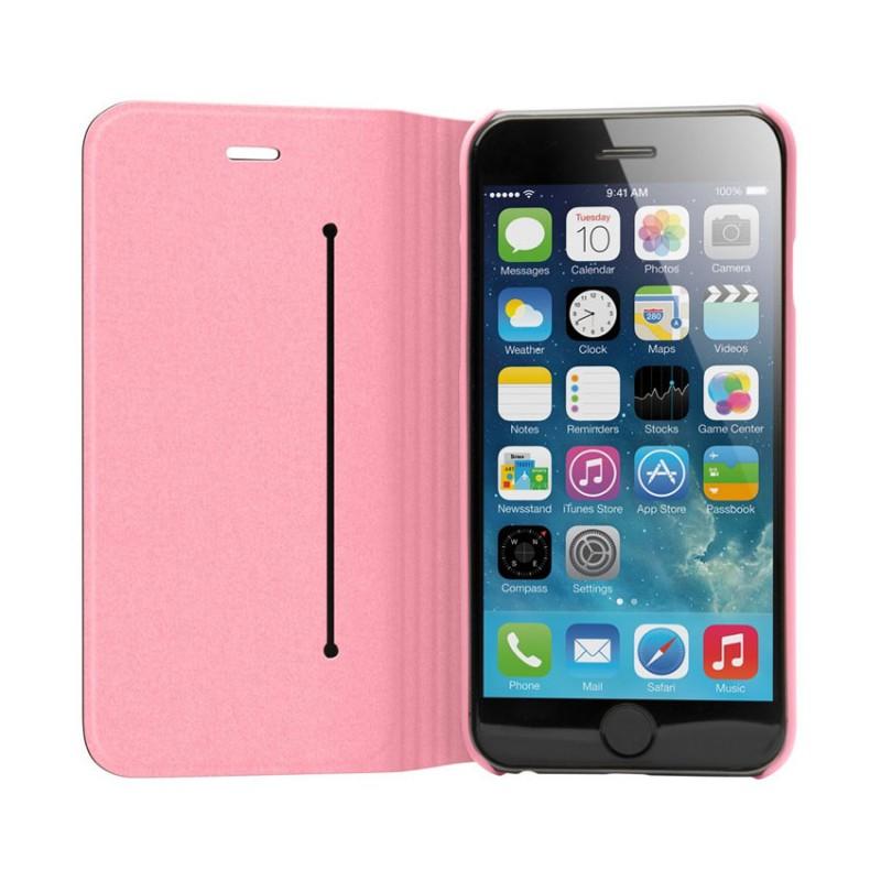 LAUT Apex Folio iPhone 6 Plus Pink - 1