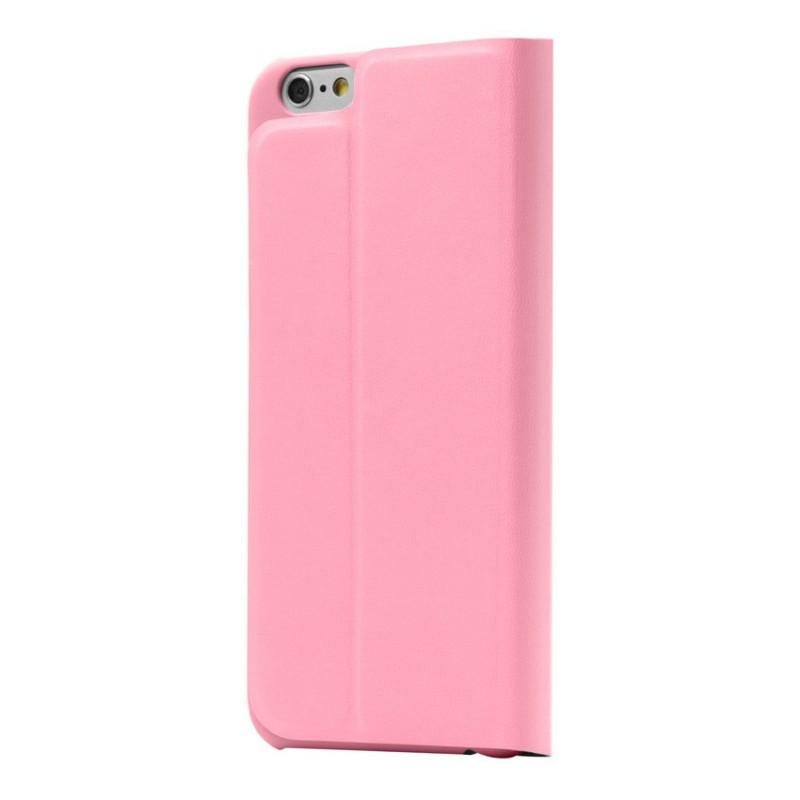 LAUT Apex Folio iPhone 6 Plus Pink - 3