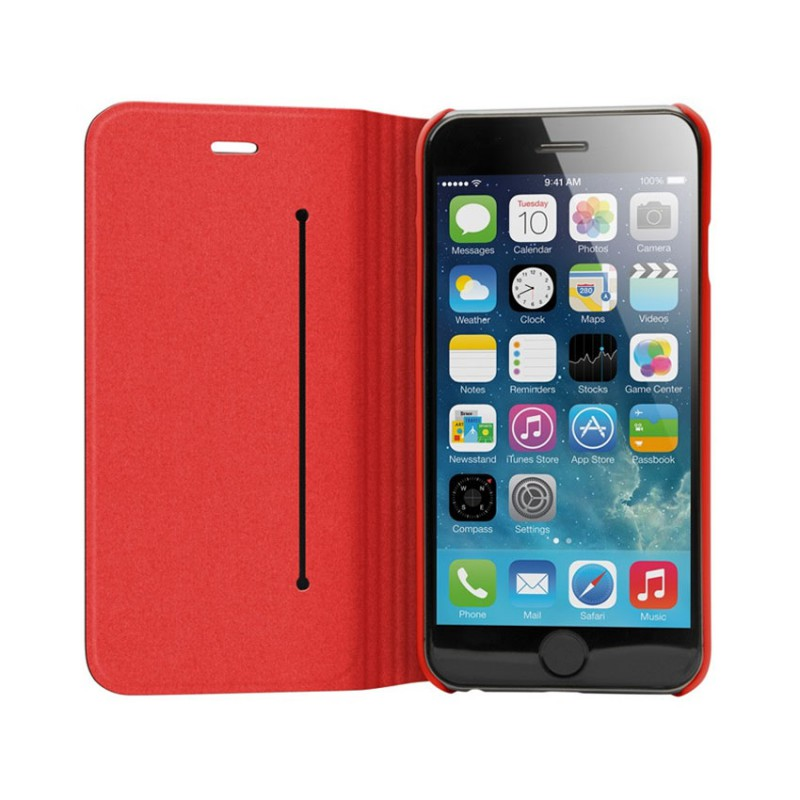 LAUT Apex Folio iPhone 6 Plus Red - 1