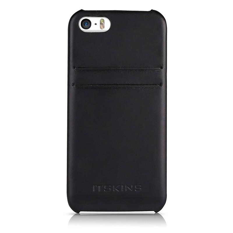 Itskins – Corsa iPhone SE / 5S / 5 iPhone 5 / 5S hoesje met pasjes