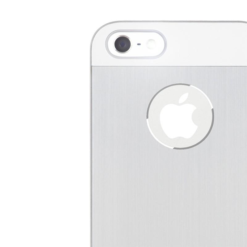 Moshi iGlaze Armour iPhone 5/5S/5C Silver - 5
