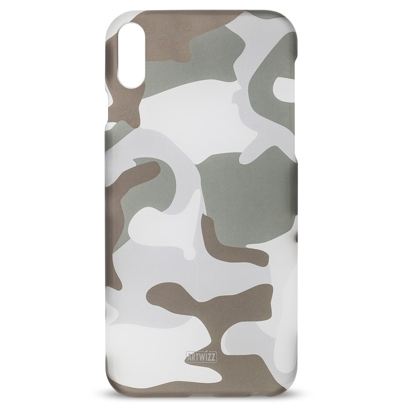 Artwizz Camouflage Clip iPhone X 02