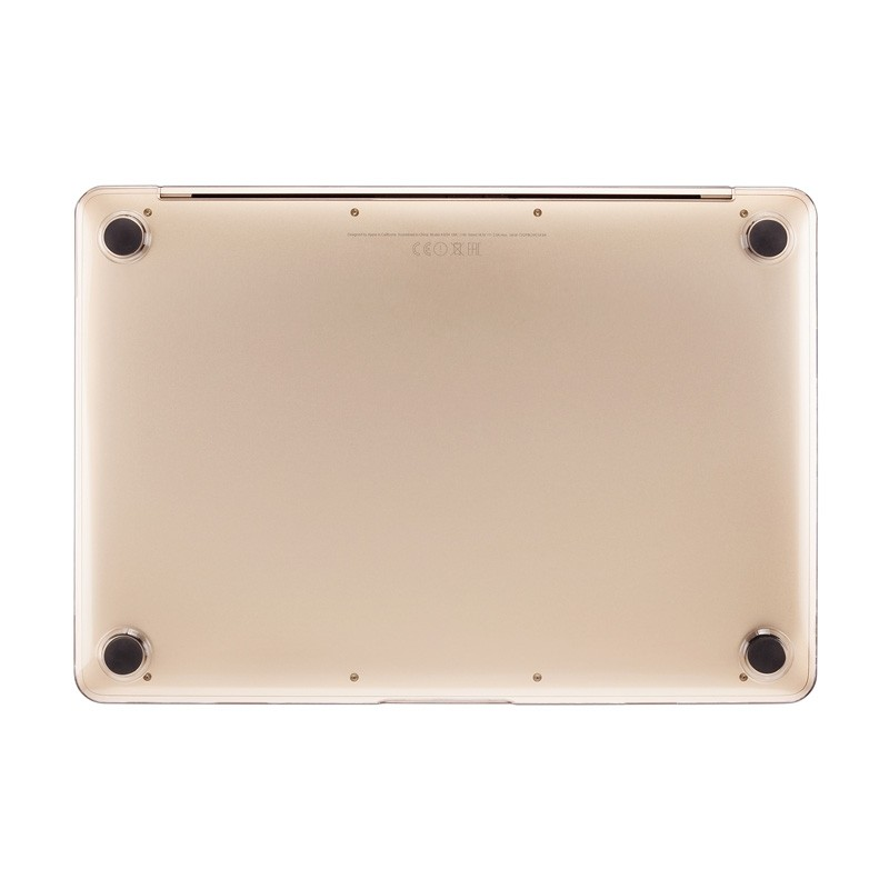 Artwizz Clear Clip MacBook 12 inch Hardshell Case - 6