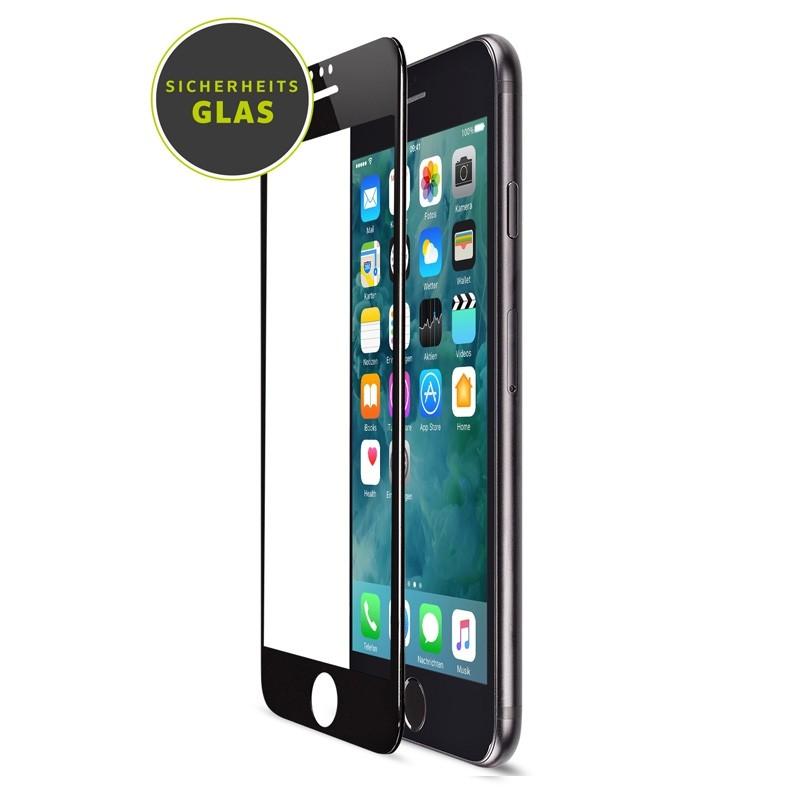 Artwizz Curved Display iPhone 8/7/6S/6 Zwart - 1