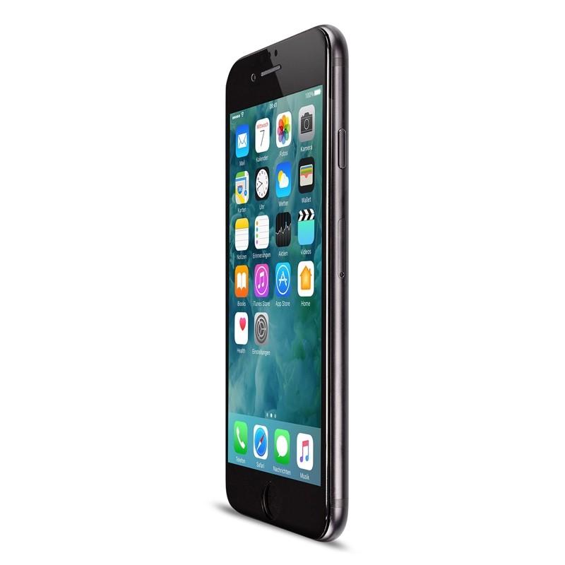 Artwizz Curved Display iPhone 8/7/6S/6 Zwart - 2