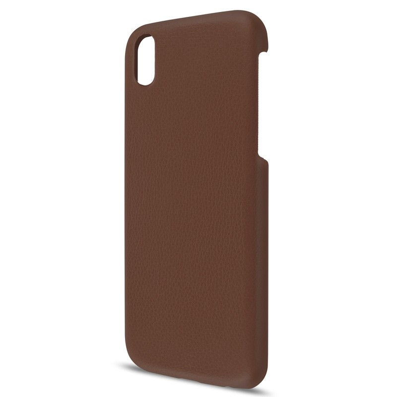 Artwizz Leather Clip iPhone X/Xs Brown 01