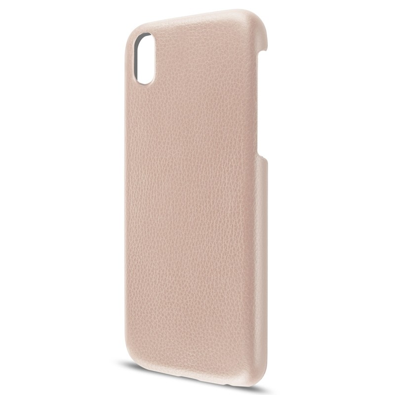Artwizz Leather Clip iPhone X/Xs Nude 01