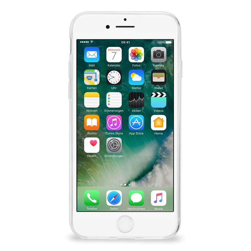 Artwizz NoCase iPhone 7 Clear 04