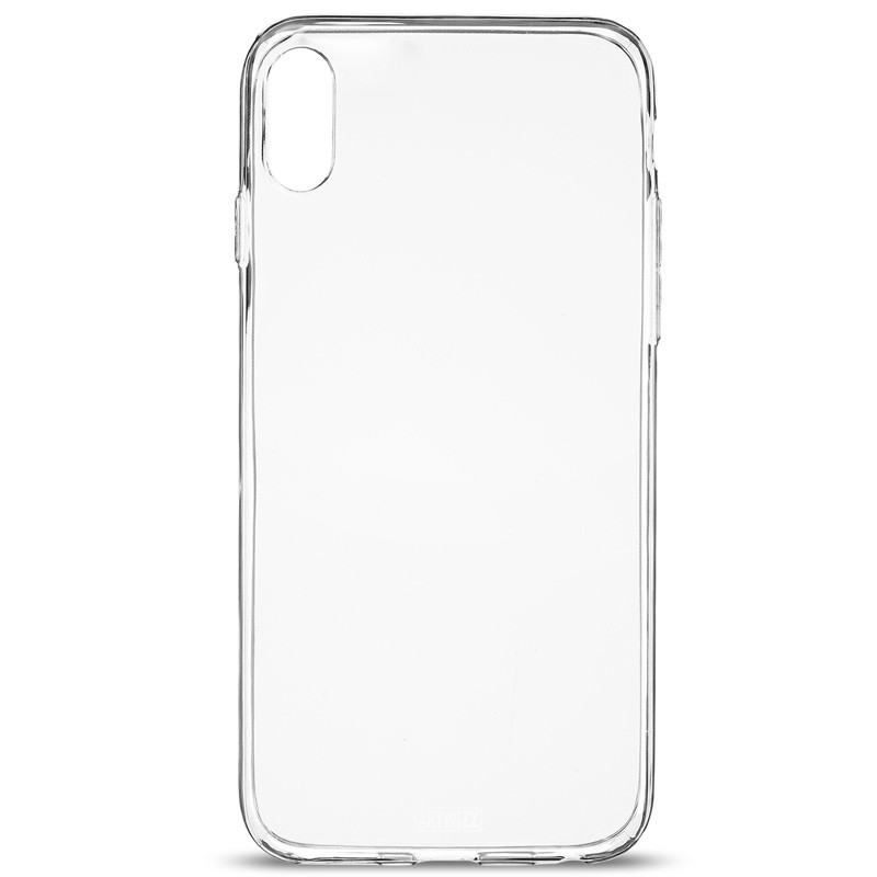 Artwizz NoCase iPhone X/Xs Hoesje Clear 01