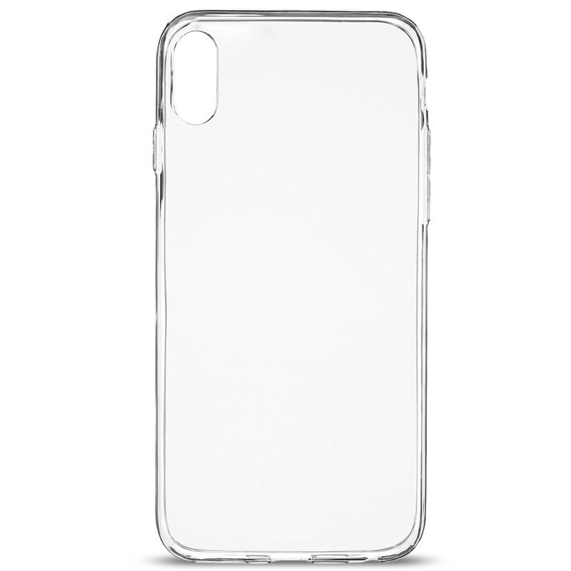 Artwizz NoCase iPhone XR Hoesje Transparant 01