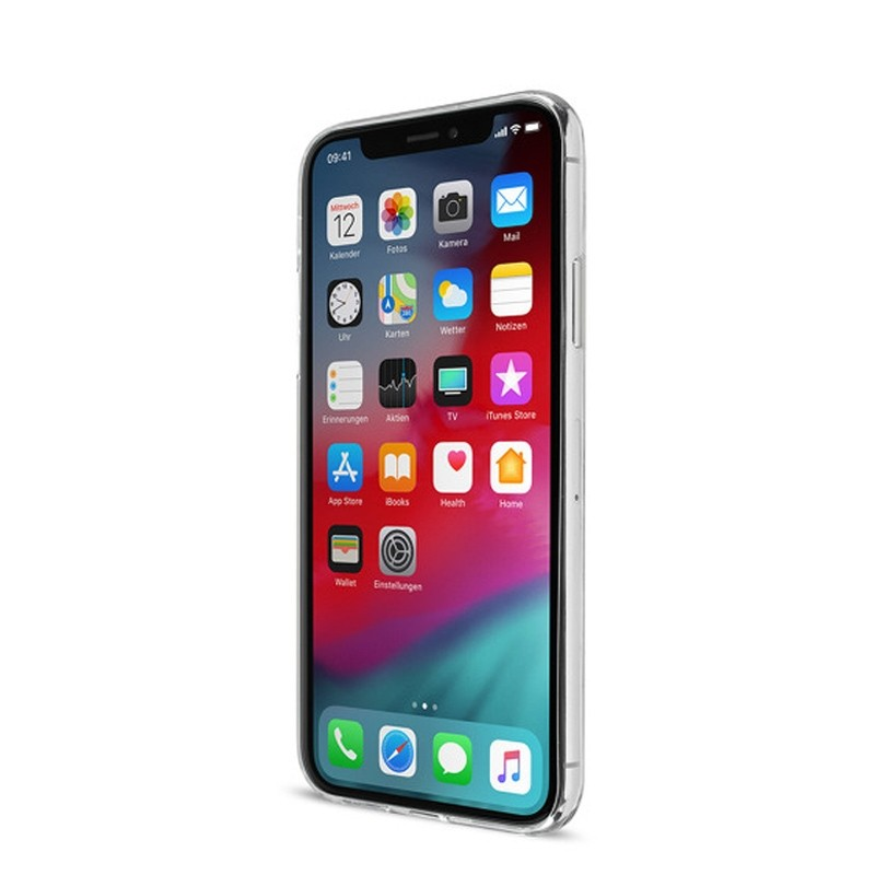 Artwizz NoCase iPhone XS Max Hoesje Transparant 03