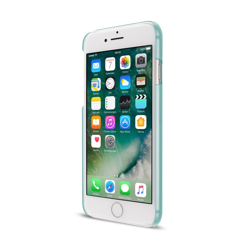 Artwizz Rubber Clip iPhone 7 Mint 02