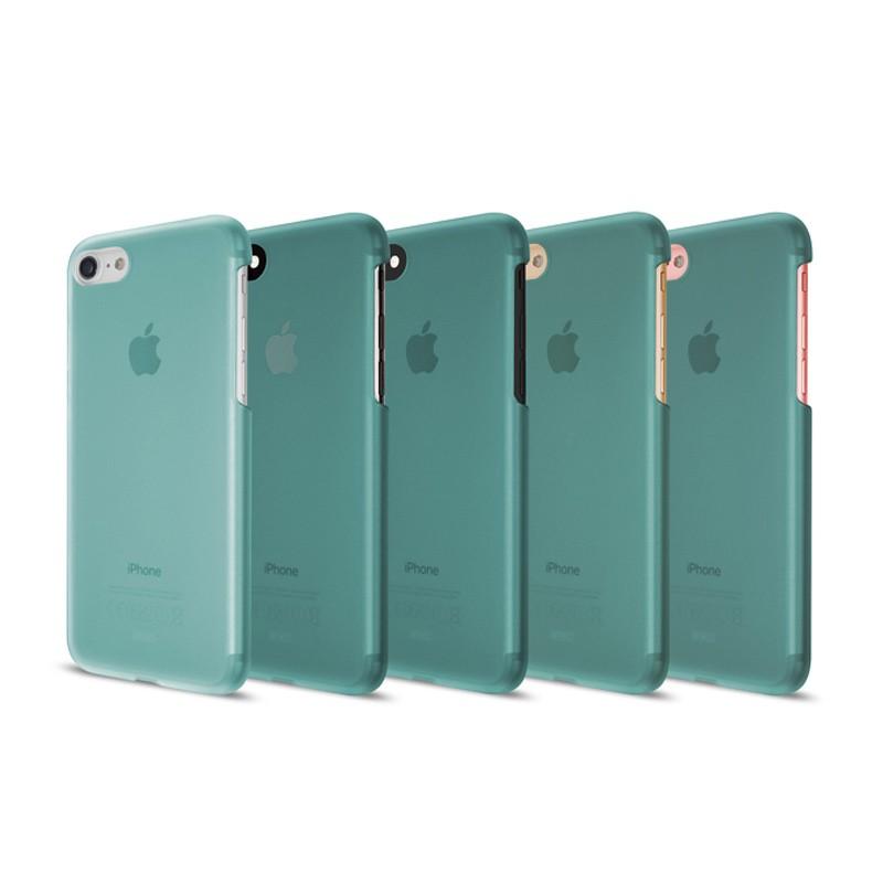 Artwizz Rubber Clip iPhone 7 Mint 07