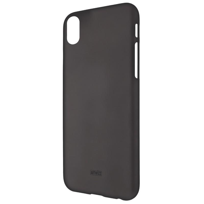 Artwizz Rubber Clip iPhone XR Zwart