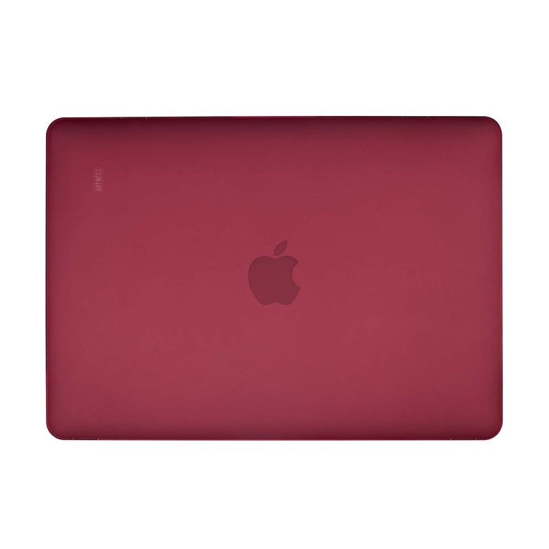 Artwizz Rubber Clip MacBook 12 inch Case Berry - 2