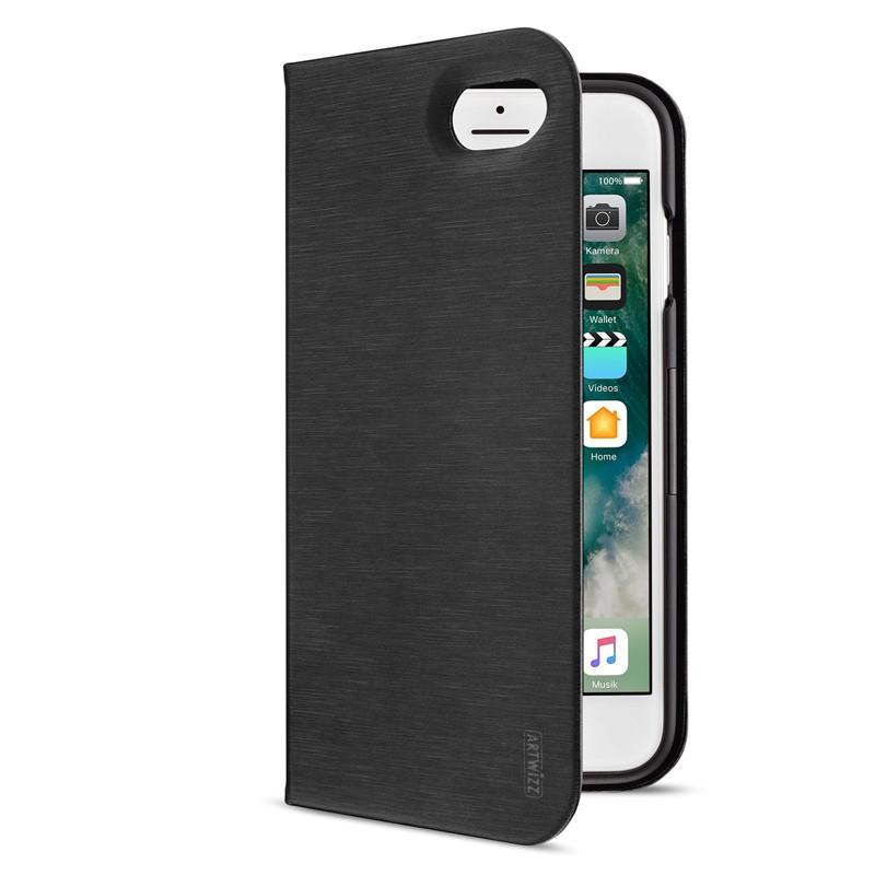Artwizz - SeeJacket Folio iPhone 7 Black 01