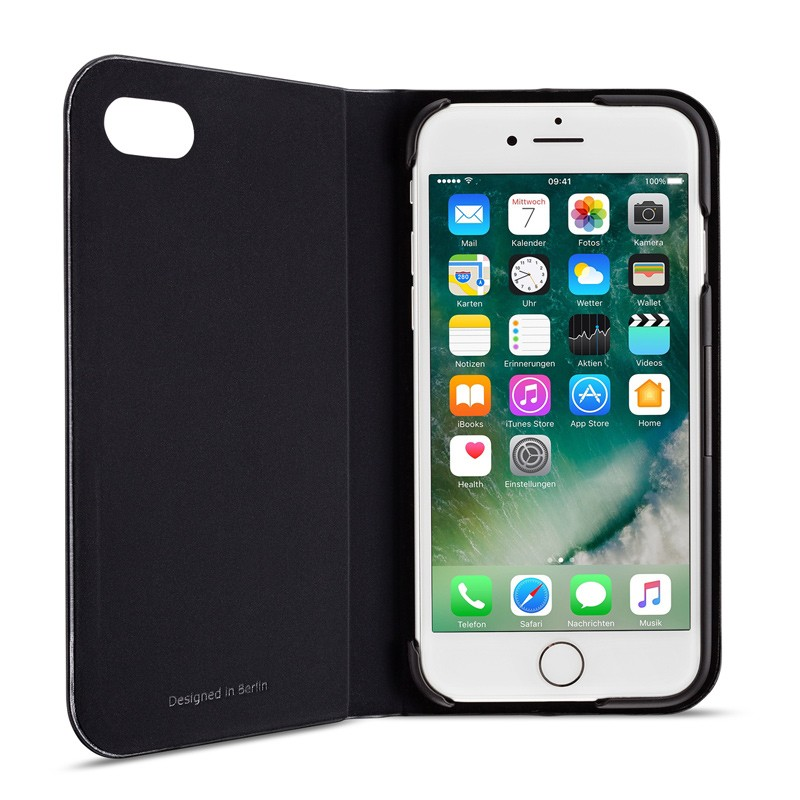 Artwizz - SeeJacket Folio iPhone 7 Black 02